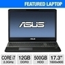 ASUS G75VW-TS71 17.3'' Laptop / Intel Core i7-3610QM