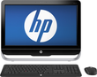 HP Pavilion All-in-One 23'' Desktop PC w/ Intel Pentium G640