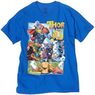 Marvel Boys' 8-20 Thor T-Shirt