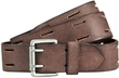 Timberland Men's Earthkeepers Distressed Double-Prong Belt