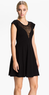 French Connection Women's Alicia Lace Panel Dress