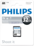 Philips 32GB SDHC Class 10 Card