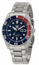 Seiko Men's Sea Urchin 5 Automatic Exhibition Back Watch
