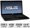 ASUS A54C-TB31 15.6'' Laptop w/ Intel Core i3-2330M CPU