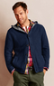 Men's Hooded Cardigan