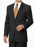 Men's Traveler 2-Button Tailored Suit