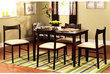 Contemporary 5-Piece Dining Set