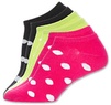 Two 3-Packs Finish Line No Show Women's Socks