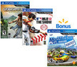 Buy 2 Games Get 1 Free Value Game Bundle (PS Vita)