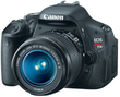 EOS Rebel T3i 18-MP Digital Camera + 18-55mm Lens (Refurb)