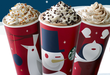 Starbucks Store - Buy One Get One Free Holiday Beverage Drink