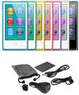 Apple iPod nano 16GB MP3 Player + Accessory Kit
