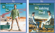 Breaking Bad Seasons 1 & 2 on Blu-ray
