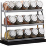 Kamenstein 15-Jar 3-Tier Spice Rack
