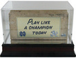 Notre Dame Stadium Authentic Brick w/ Plaque