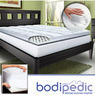 Bodipedic 4 Dual Layer Memory Foam Mattress Topper