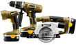 Rockwell ShopSeries 18V Cordless Tool Kit