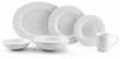 White Holly 34 Piece Dinnerware Set