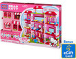 Mega Bloks Hello Kitty Grand Hotel Play Set w/ $5 eGift Card