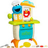Sesame Street Playskool Cookie Monster Kitchen Cafe Play Set