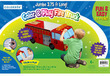 Colorbok Color and Play Corrugated Cardboard Fire Truck