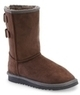Back Buckle Sherpa Boots