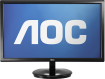 AOC 22 1080p LED-Backlit LCD Display