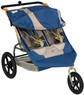 Kelty Speedster Swivel Deuce Double Baby Jogging Stroller