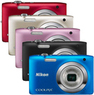 Nikon Coolpix S2600 14 0MP Digital Camera
