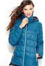 Michael Kors Packable Hooded Puffer Women's Jacket