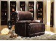 Dursley Polished Microfiber Recliner Chair