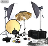Square Perfect Complete Portrait Studio Kit