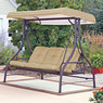 Mainstays Lawson Ridge Converting Outdoor Swing/Hammock