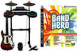 Band Hero Super Bundle with Guitar, Mic and Drums (PS3)