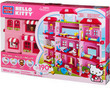 Mega Bloks Hello Kitty Grand Hotel Play Set