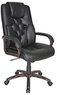 Gelvas High-Back Vinyl Chair
