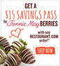 Restaurant.com - Free $15 Fannie May Savings Pass w/ Every Order