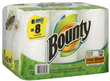 3x 6-packs of Bounty Paper Towels, White, Big Roll, Two-Ply