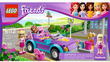 LEGO Friends Stephanie's Cool Convertible Set
