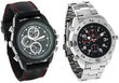 8GB Stylish Men's Video Watch w/ HD Video Camera
