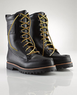 Men's Wexham Burnished Leather Boots