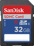SanDisk Ultra 32GB Secure Digital High Capacity Memory Card