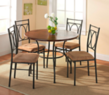 Essential Home 5-Piece Dining Set