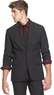 Kenneth Cole Reaction Men's 2-Button Stripe Blazer