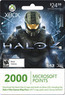 Microsoft Xbox LIVE 2400 Points Card