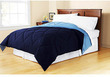 Mainstays Reversible Soft Brushed Microfiber Comforter