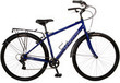 700C Mongoose Xcom Men's Blue Bike