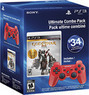 Sony Combo Pack: God of War Saga & Wireless Controller