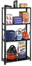 Rapid Rack 4 Shelf All-Steel Storage Unit