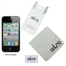 Aduro iPhone 4/4S Screen Protector with Cleaning Cloth